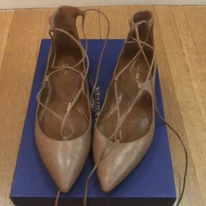 Aquazzura christy flat